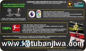 eFootball PES 2021 CYPES Patch 1.0 + Fix For PS4 + PC Ketuban Jiwa