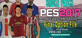 PES 2017 Final Option File Update 30 October 2020 For Smoke Patch Ketuban Jiwa