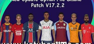PES 2017 Option File Update 08 October 2020 For Smoke Patch
