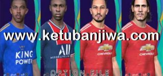 PES 2017 Option File All Summer Transfr Update 08 October 2020 For Professionals Patch v6.2 + v6.1 by PES Empire Ketuban Jiwa