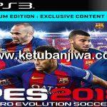 PES 2018 PS3 Option File v12 AIO October Season 2021