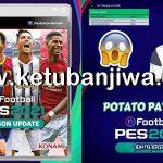 PES 2018 PS3 Potato Patch v9 Savedata Update November 2020