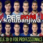 PES 2019 Option File 01/10/2020 For Professionals Patch v3
