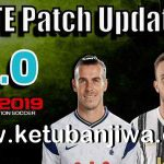 PES 2019 Unofficial PTE Patch Update 7.0 New Season 2021