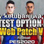 PES 2020 All Summer Transfer Update 14/10/2020 EvoWeb Patch 8.0