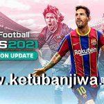 PES 2021 Option File Bundesliga + MLS + J League Update 25/10/2020