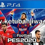 PES 2020 PS4 G.L-01 Patch Update October 2020 New Season 2021
