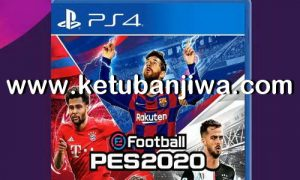 eFooball PES 2020 PS4 G.L-01 Patch Update October 2020 New Season 2021 Ketuban Jiwa