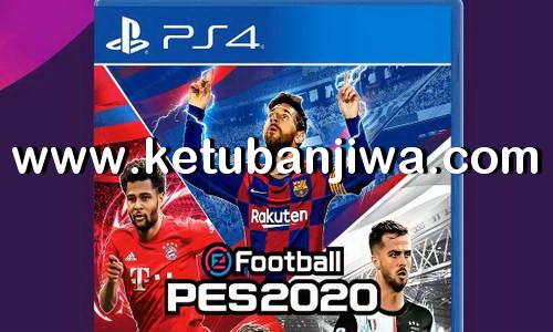 eFooball PES 2020 PS4 G.L-01 Patch Update October 2020 New Season 2021 Ketuban Jiwa