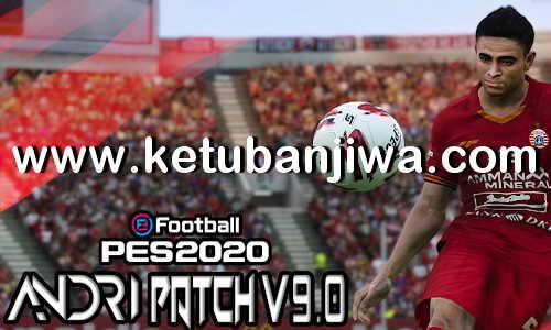 eFootball PES 2020 Andri Patch v9.0 All In One New Season 2021 For PC Ketuban Jiwa