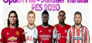 PES 2020 Option File All Summer Transfer Update October 2020