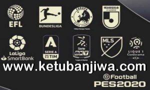 eFootball PES 2020 PES Universe Option File v7 AIO New Season 2021 For PS4 + PC Ketuban Jiwa