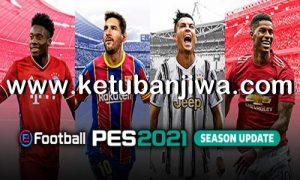 eFootball PES 2021 CPY Crack Only Ketuban Jiwa