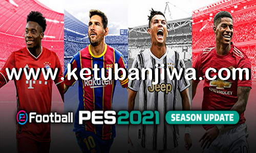PES 2021 CPY Crack Only 1.1.0.0