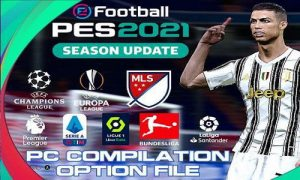 eFootball PES 2021 Compilation Option File Compatible DLC 2.0 Ketuban JIwa