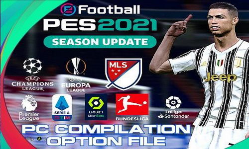 PES 2021 Compilation Option File Compatible DLC 2.0
