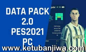 eFootball PES 2021 Data Pack - DLC 2.0 Single Link For PC Ketuban Jiwa