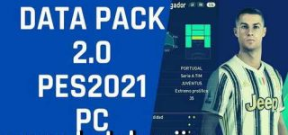 eFootball PES 2021 Data Pack - DLC 2.0 Single Link For PC Ketuban Jiwa