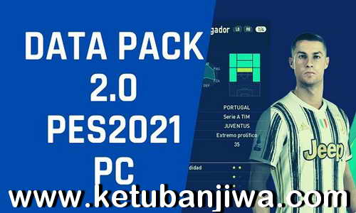 PES 2021 Data Pack - DLC 2.0 Single Link