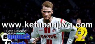 PES 2021 EvoWeb Patch Beta Real Names + Logos