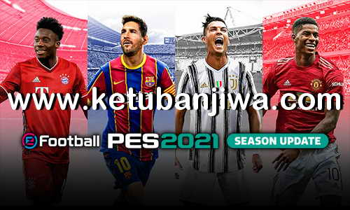 PES 2021 Language Pack English Commentary + Text
