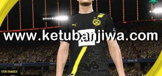 PES 2021 PESunites Option File v4 AIO For PC + PS4