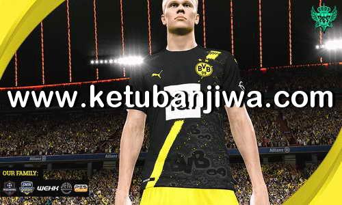 eFootball PES 2021 PESunites Option File v4 AIO For PC + PS4 Ketuban Jiwa