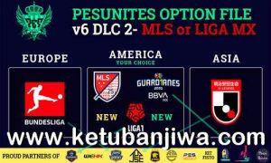 eFootball PES 2021 PESunites Option File v6 AIO For PC + PS4 DLC 2.0 Ketuban Jiwa