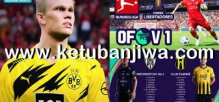eFootball PES 2021 PS4 AndrewPES Option File Mix v1 Compatible DLC 2.0 Ketuban Jiwa