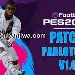 PES 2021 PabloTube Patch 1.0 AIO