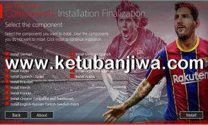 eFootball PES 2021 Repack 15GB Single Link Torrent Ketuban JIwa