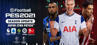 eFootball PES 2021 Super Star Patch v1 AIO