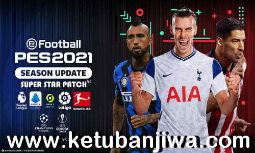 eFootball PES 2021 Super Star Pach v1 AIO For PC Ketuban Jiwa