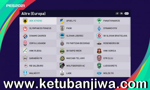 eFootball PES 2021 ZeroTV Option File 1.2 AIO Compatible DLC 2.0 For PC Ketuban Jiwa