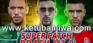 FIFA 16 Super Patch Brasil 3.0 AIO Season 2020-2021 Ketuban Jiwa