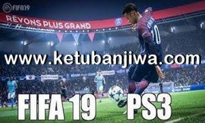 FIFA 19 PS3 Option File v7 November Season 2021 For PS3 BLES + BLUS by Jean PES Ketuban Jiwa