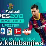 PES 2013 Remastered Patch 2.0 AIO + Update 2.1 Season 2021
