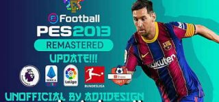 PES 2013 Remastered Patch 2.0 AIO + Update 2.1 Season 2021 For PC Ketuban Jiwa