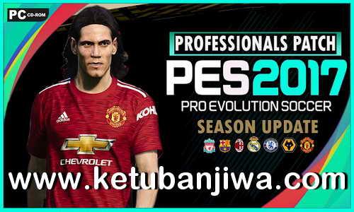 PES 2017 PFSMOD v2 AIO Season 2021 For PC Ketuban Jiwa