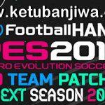 PES 2017 Pro Team Patch 5.0 AIO + Fix