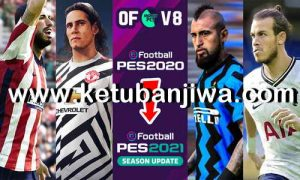 PES 2020 AndrewPES Option File Mix v8 AIO For PlayStation 4 Ketuban Jiwa