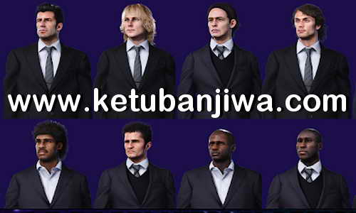 PES 2021 Added Managers For Andri Patch v2 by AP Team Ketuban Jiwa