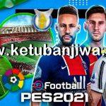 PES 2021 XBOX360 Mega Patch El Faraó Season 20/21