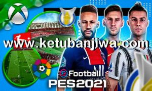 PES 2021 Mega Patch El Faraó Season 20-21 For XBOX 360 Ketuban JIwa