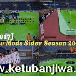 PES 2017 New Mod Sider v3 AIO Season 2021