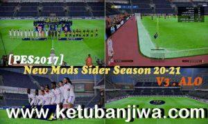 PES 2017 New Mod Sider v3 AIO Season 2021 Ketuban Jiwa