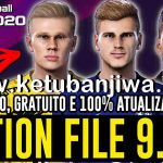 PES 2020 PS4 PesVicioBR Option File 9.0 AIO Season 2021