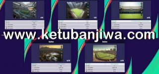 eFootball PES 2021 Added Stadiums For Andri Patch 2.0 Ketuban Jiwa