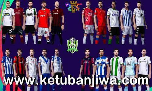 eFootball PES 2021 PES Históricos Option File v1 de la Liga Española Ketuban Jiwa