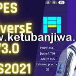 PES 2021 PESUniverse Option File 3.0 AIO For PC + PS4